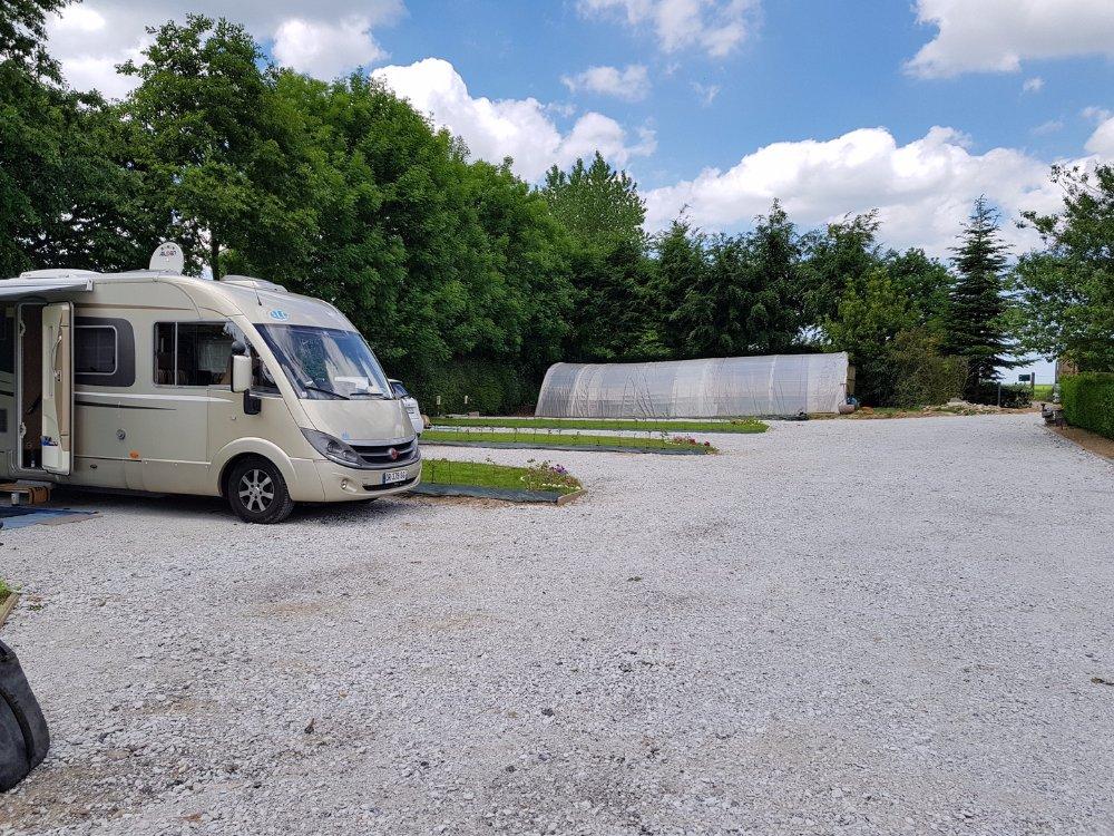 Aire camping-car à Angerville-l'Orcher (76280) - Photo 2